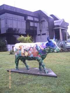 Mi cartago el periodico con las noticias de cartago costa for Vacas decorativas para jardin
